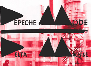 Depeche Mode - Delta Mashine tour